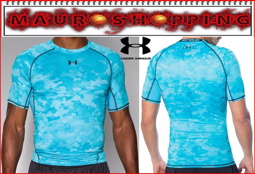 camiseta compresion under armour 100% original nike adidas