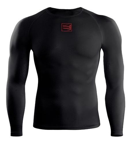 camiseta compressport 3d thermo ultra light  ml