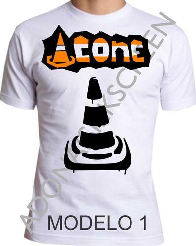 camiseta cone crew