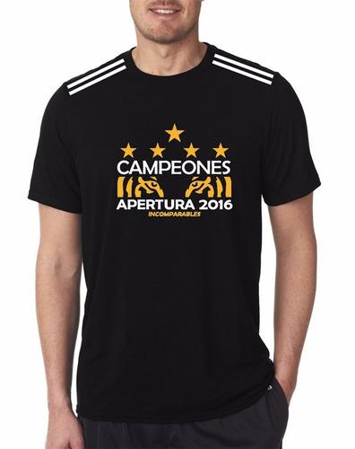 camiseta conmemorativa tigres campeón incomparables 2016