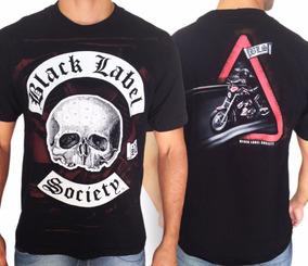 45bbf6d424 Camiseta Black Label Society - Calçados, Roupas e Bolsas com o ...