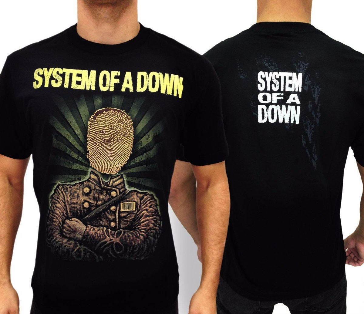 camiseta consulado do rock ln21 system of a down digital. Carregando zoom. 85780be69ed2b