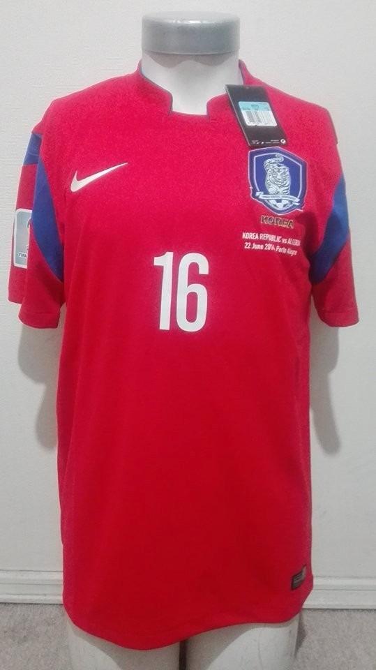 camiseta corea del sur 2014-2015 titular nike nº16 s y ki. Cargando zoom. 9ce86a0dd6c0d