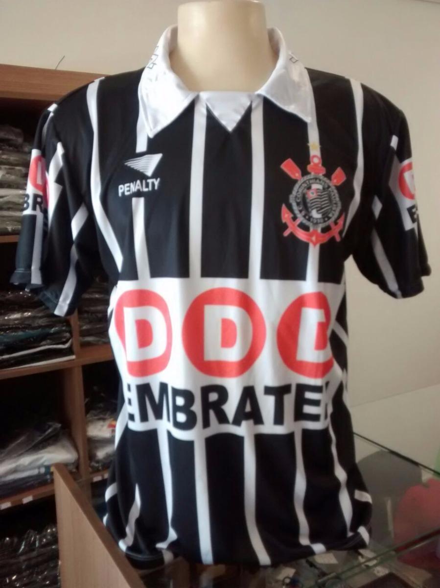 015da1c2187d6 camiseta corinthians 1998 ddd embratel. Carregando zoom.