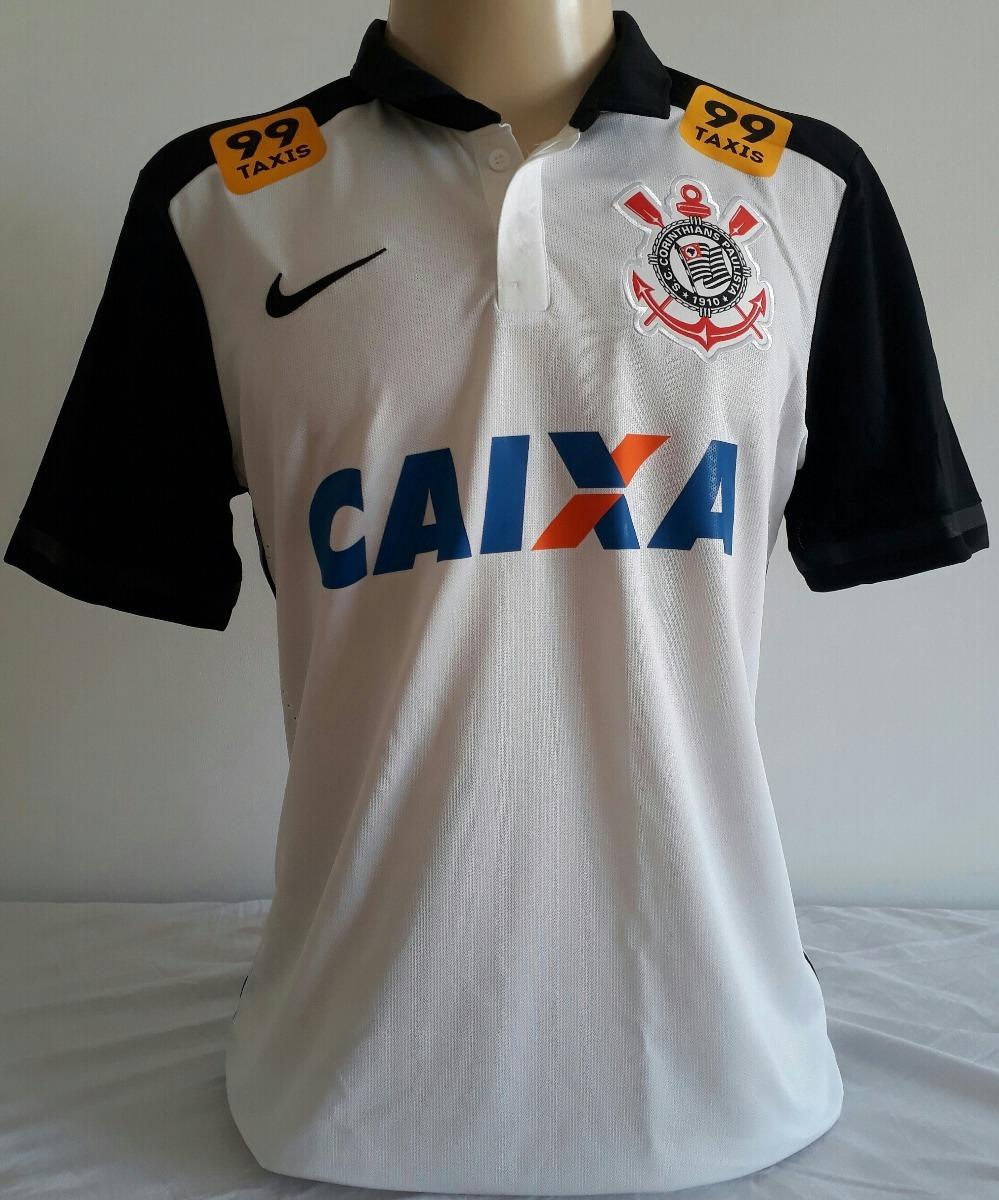 3a6fae2348 camiseta corinthians campeão brasileiro 2015 nike - 9. Carregando zoom.