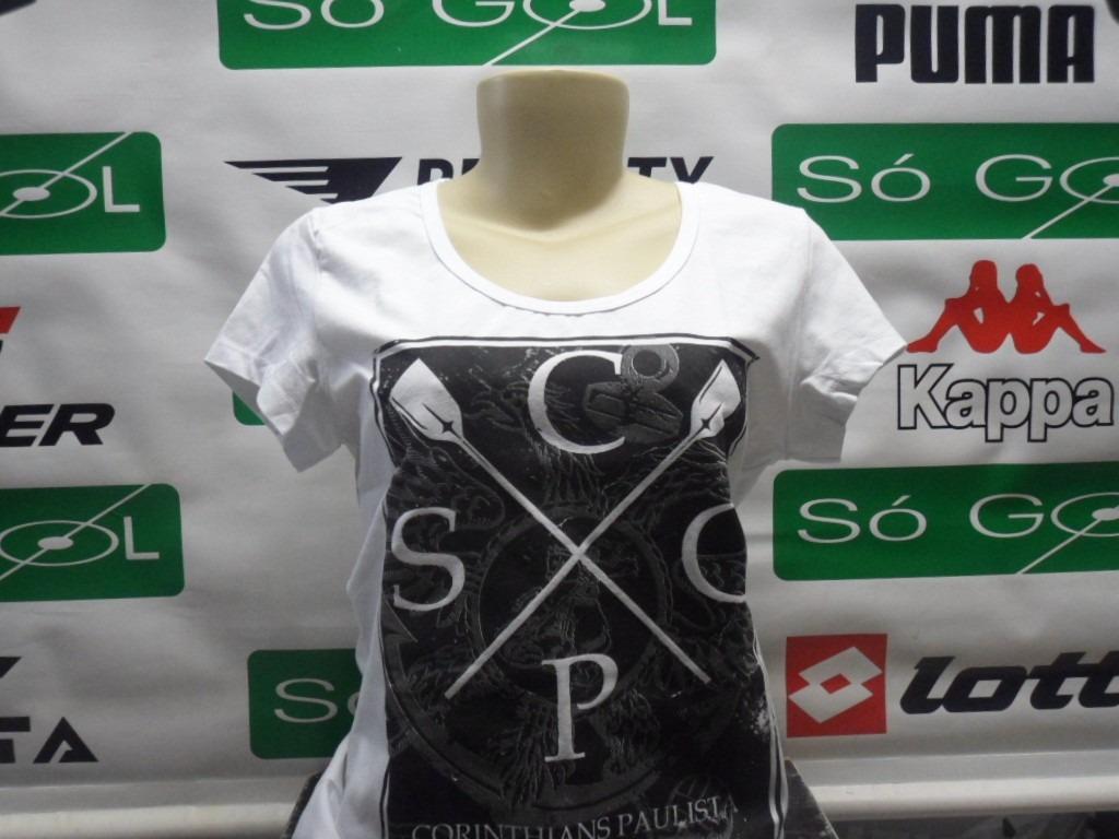 e7cd924cdf camiseta corinthians feminina oficial promoção. Carregando zoom.