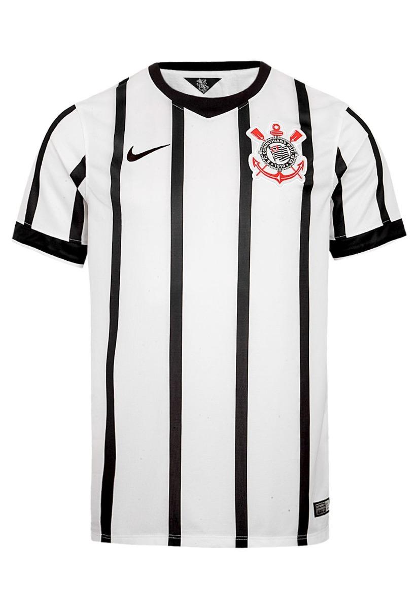 camiseta corinthians nike home n10 torcedor. Carregando zoom. 09e9a94dbb121
