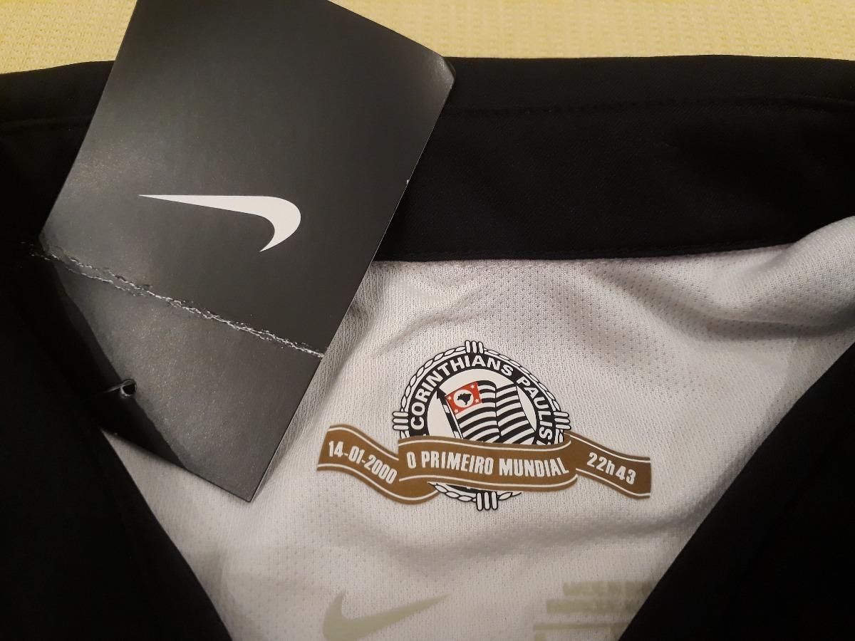 e256fa504c camiseta corinthians r. augusto campeão brasileiro 2015 - 8. Carregando zoom .