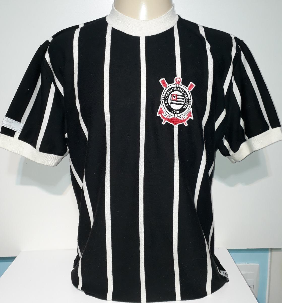 e684d970bbb1e camiseta corinthians retrô 1977 do jornal lance - l1. Carregando zoom.