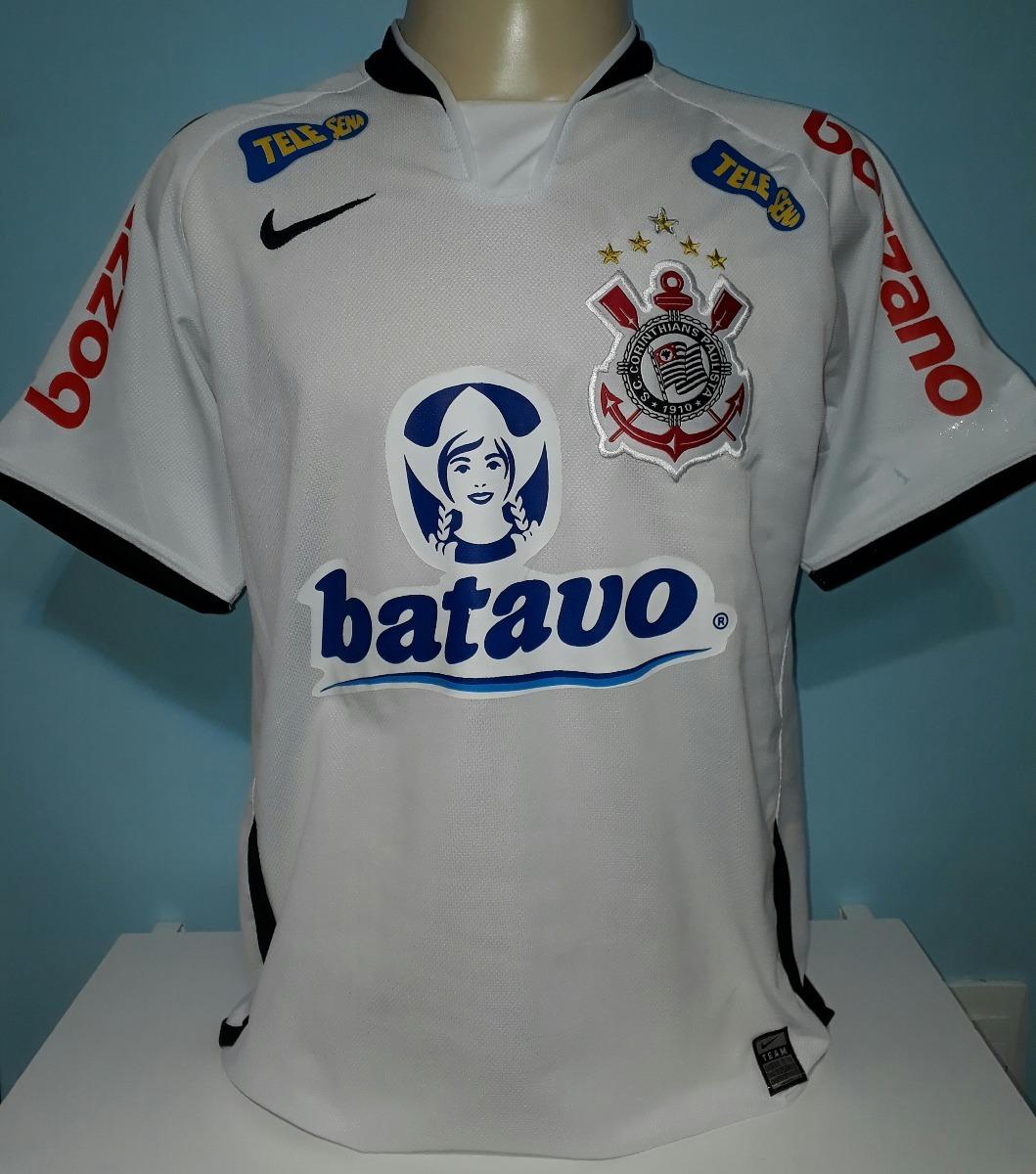 camiseta corinthians ronaldo campeão copa brasil 2009 - a3. Carregando zoom. 83825dd5f3fe8