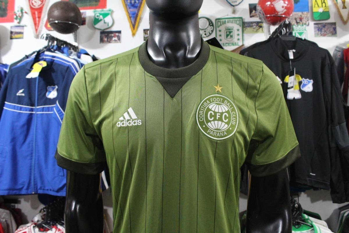 Favor Persona responsable mariposa  Camiseta Coritiba De Brasil adidas Talla M Xdx - $ 150.000 en Mercado Libre