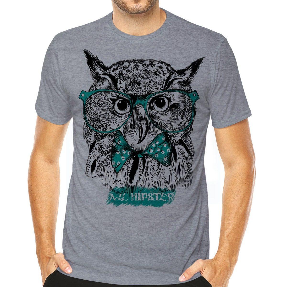 9d01addeb camiseta coruja hipster owl moda camisas top diferentes. Carregando zoom.