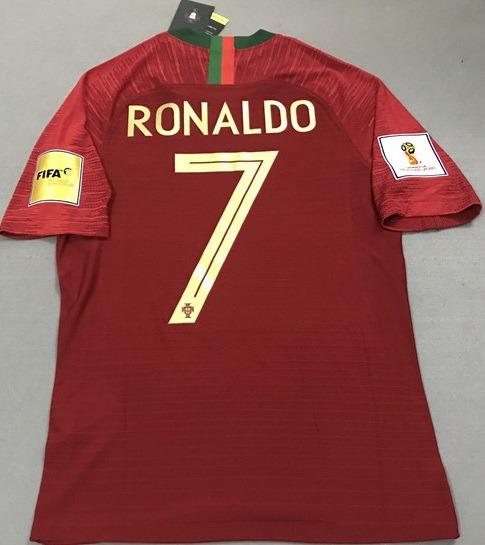 4e1fc30e22a5d Camiseta Cristiano Ronaldo Portugal Nike Rusia 2018 -   25.000 en ...