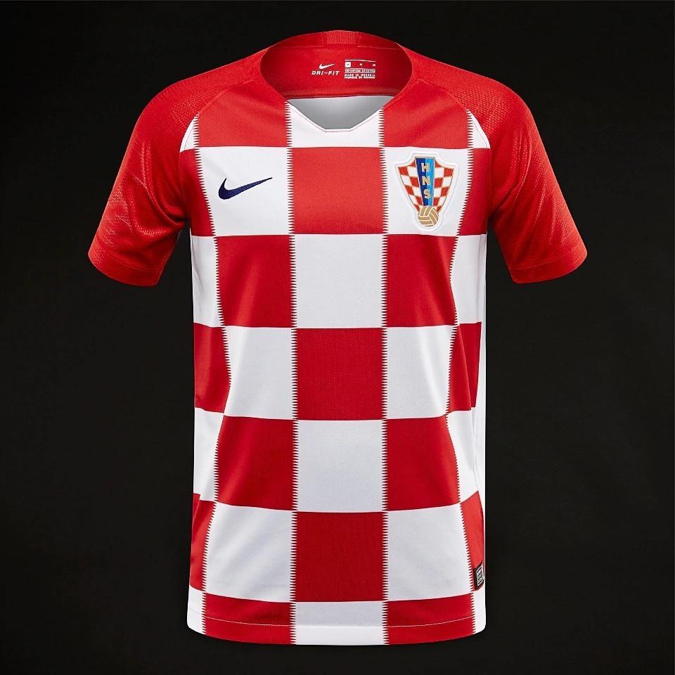 5e77d8ef7dd11 camiseta croacia 2018 original mundial 10 modric. Cargando zoom.