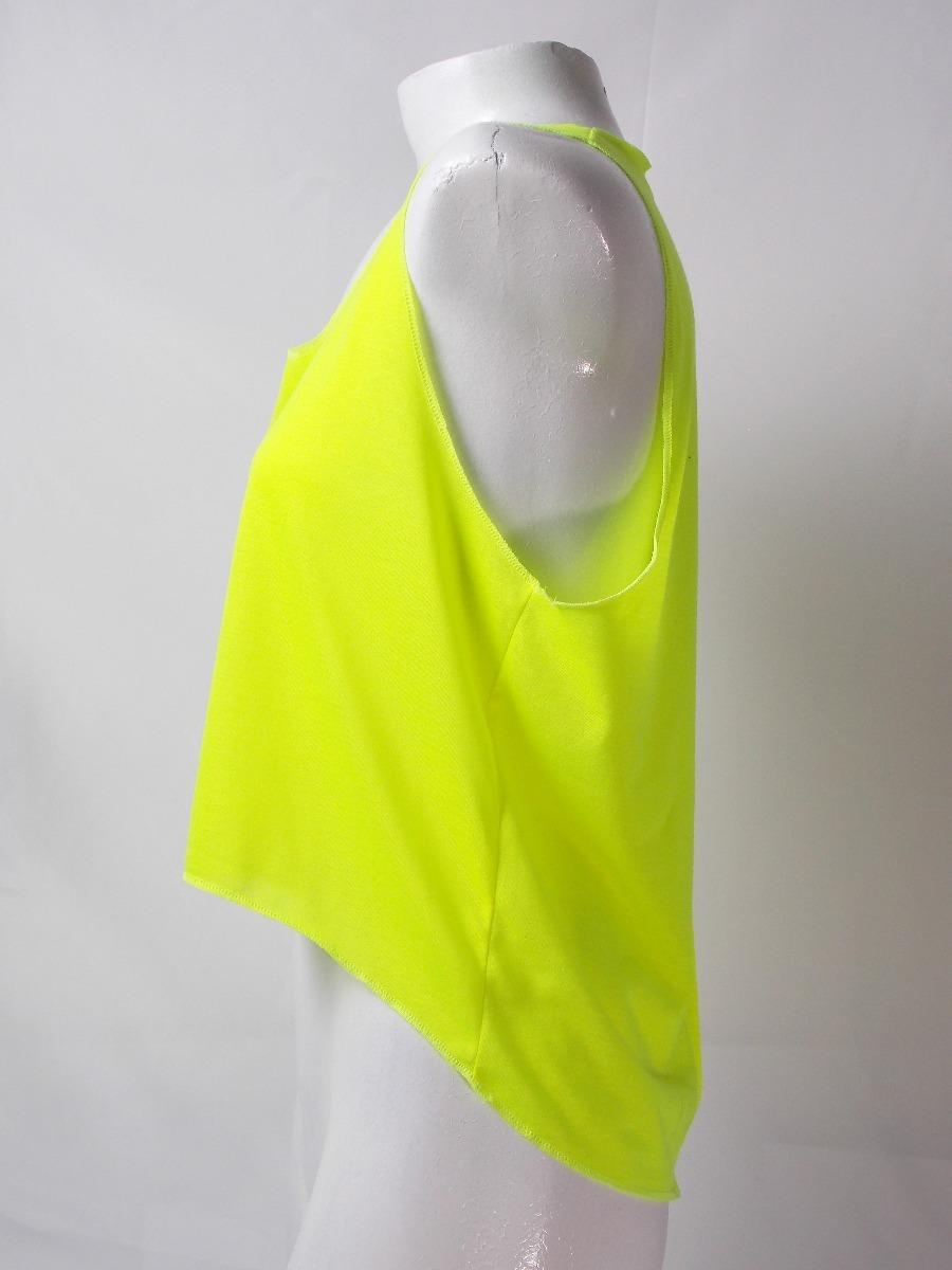 camiseta cropped amerela 100% poliester para sublimacao. Carregando zoom. 7ab88a16186