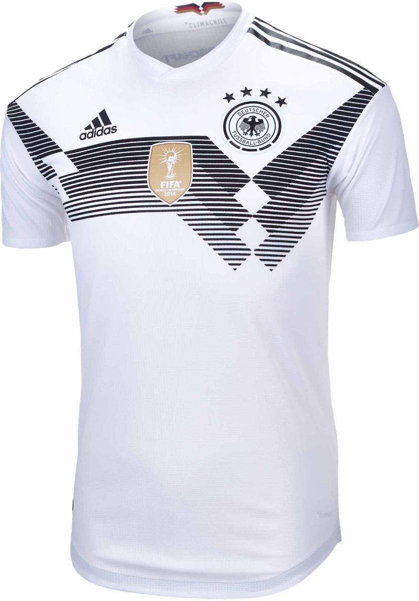 c1ad8bbf18f33 camiseta da alemanha oficial nova - copa 2018. Carregando zoom.