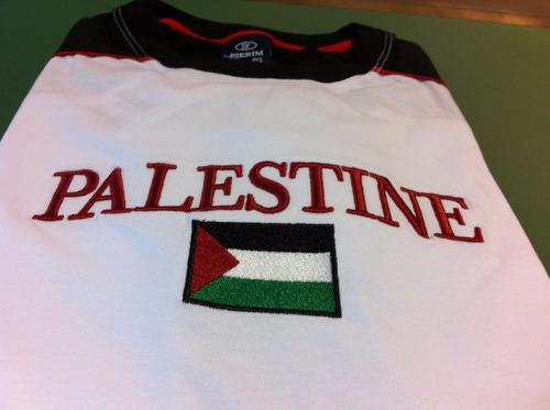 camiseta da palestina