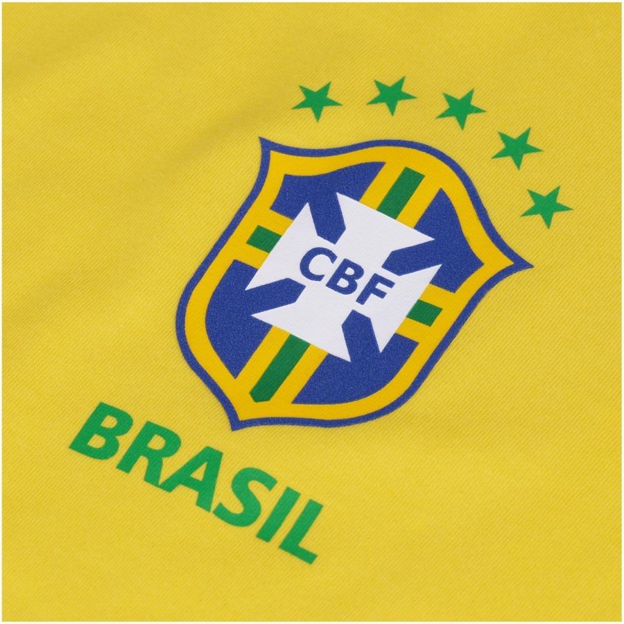 camiseta da seleção brasileira 2018 crest nike - masculina. Carregando zoom. 7db7c555ad128