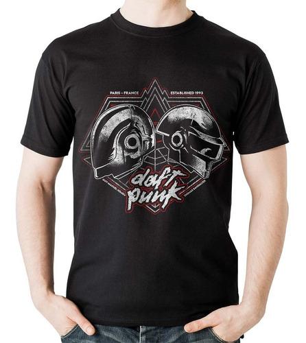 camiseta daft punk rock activity