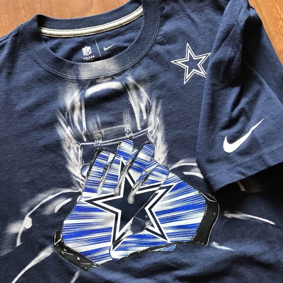 57a3940c0b camiseta dallas cowboys nike nfl camisa futebol americano. Carregando zoom.