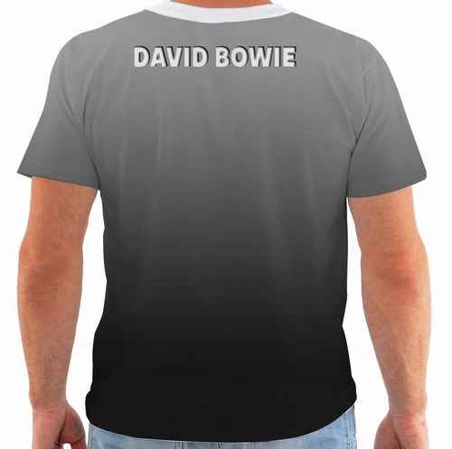 camiseta david bowie - concert poster - live new york - pb