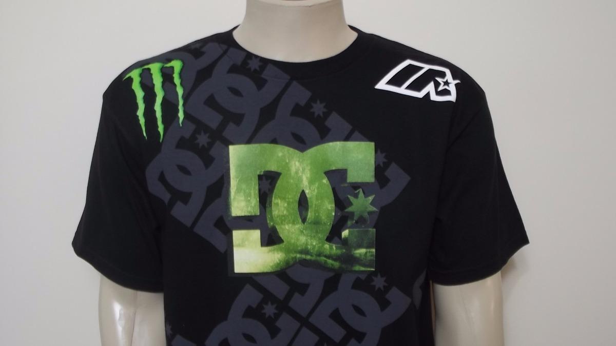a7d4cd4d05216 camiseta dc shoes monster energy original no brasil !!! Carregando zoom.