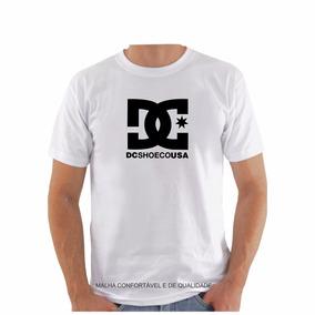 8d2dd01aab Camiseta Dc Shoes - Calçados, Roupas e Bolsas com o Melhores Preços ...