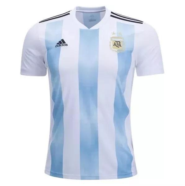 Camiseta De Argentina adidas Mundial Rusia 2018 Oferta !!!! -   759 ... 7ae1f96fa4d0f