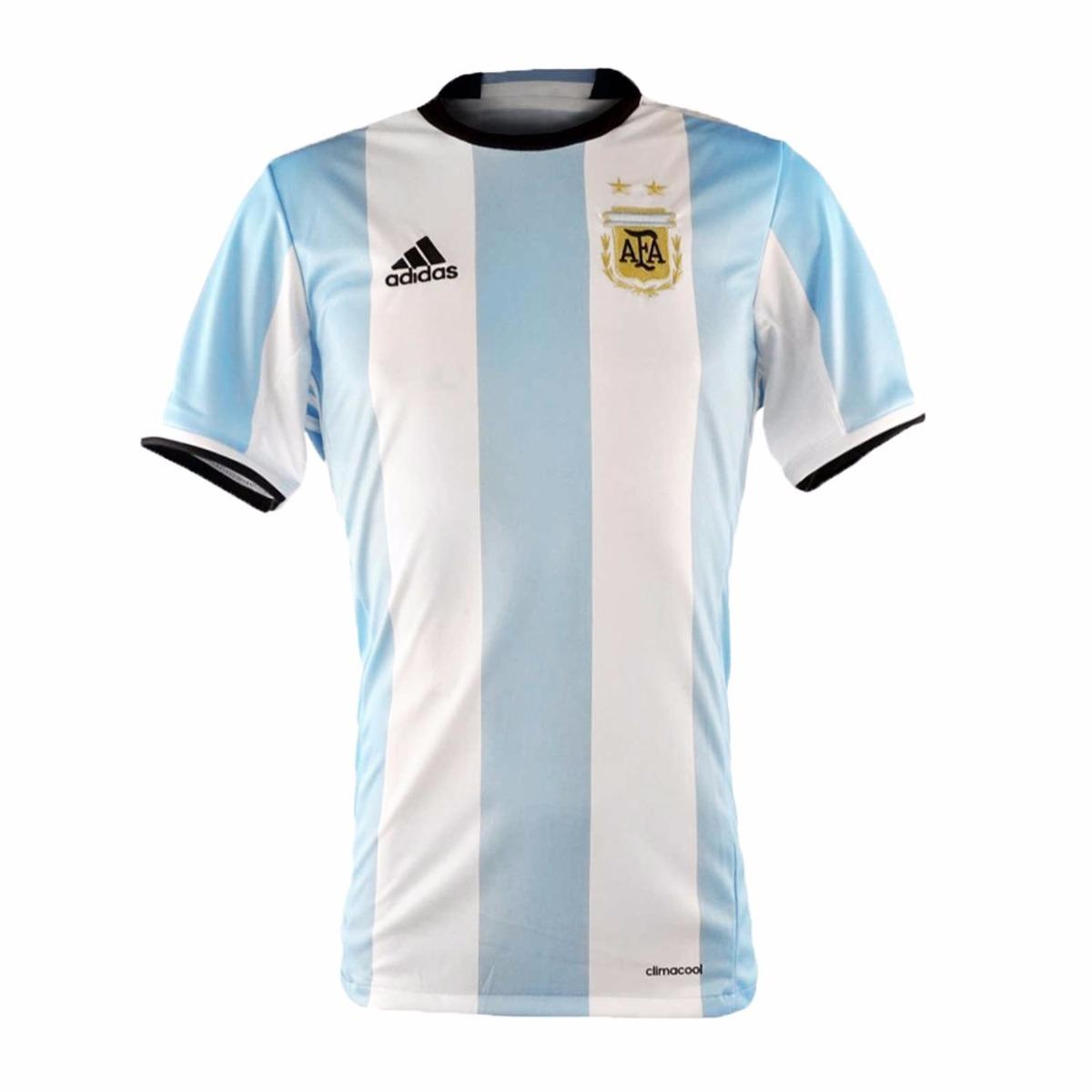 7bce472413 camiseta de argentina afa original adidas 2016-2017. Cargando zoom.