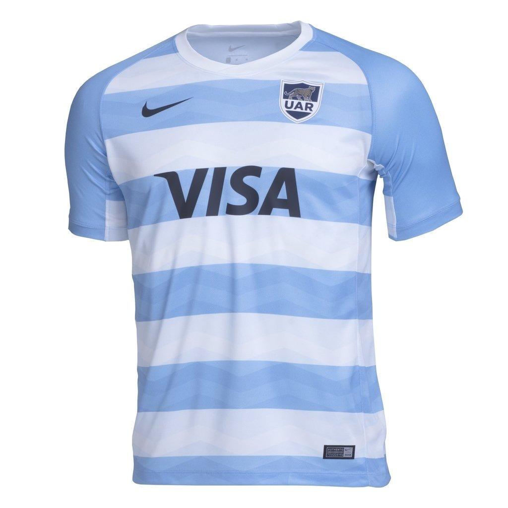 c0c1ab2dac camiseta de argentina los pumas rugby nike oficial titular. Cargando zoom.