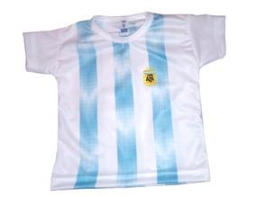 ef52cac89 Camiseta De Argentina Para Bebes - Ropa y Accesorios en Mercado ...