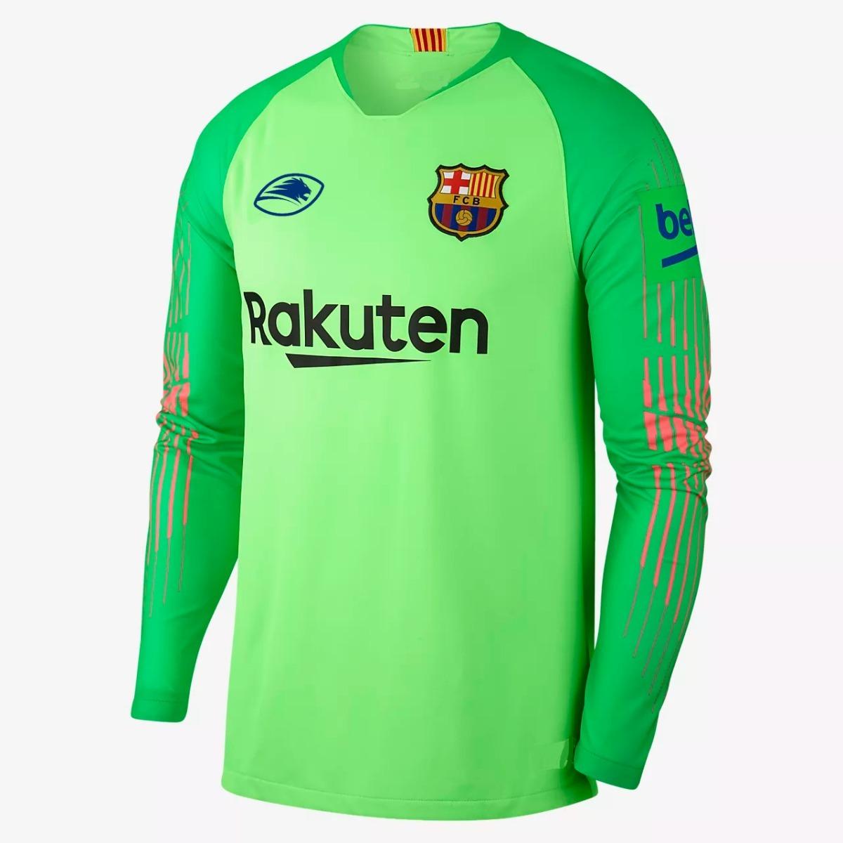 camiseta de arquero futbol barcelona 2018-19 lions xv. Cargando zoom. 27a3b9929b905