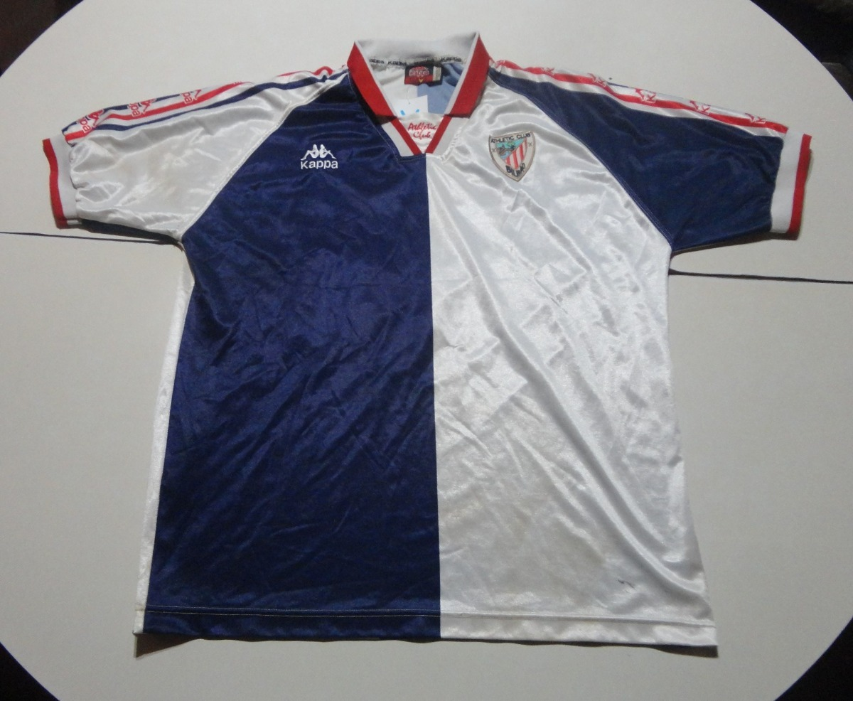 ec5156dbf6b14 Camiseta De Athletic Bilbao Marca Kappa  18