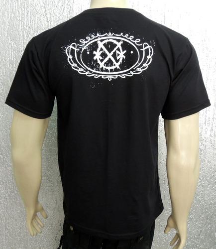 camiseta de banda - crashdïet