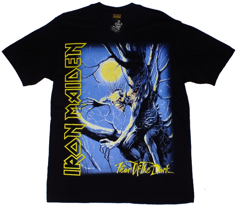 861ef87ff7 camiseta de banda - iron maiden - fear of the dark. Carregando zoom.