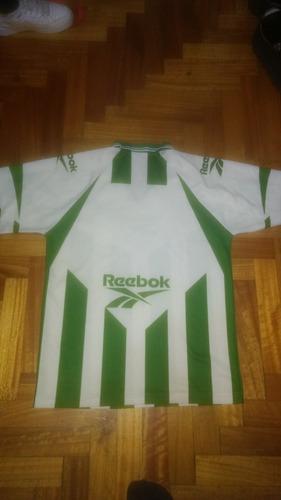 camiseta de banfield reebok