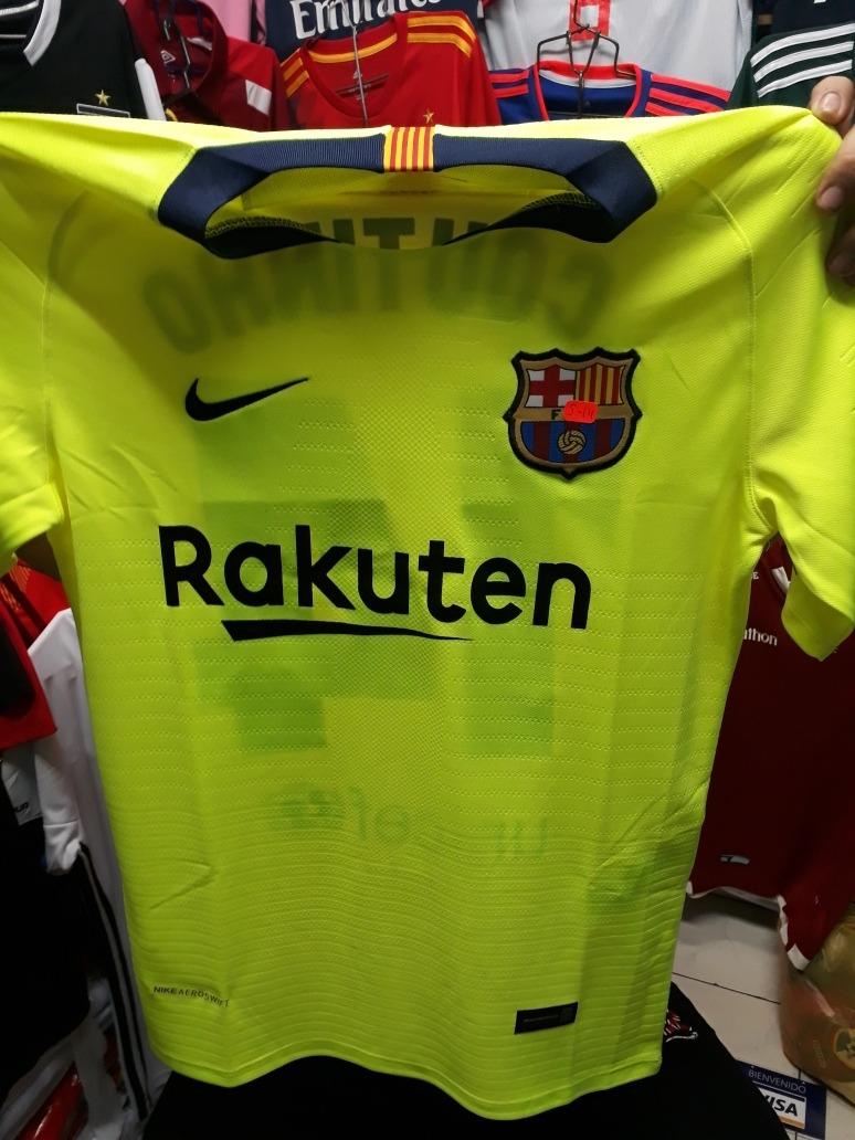 camiseta de barcelona 2019 alterna messi suarez coutinho. Cargando zoom. a8574d74ee6d5