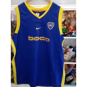 Camiseta De Básquet Boca Nike