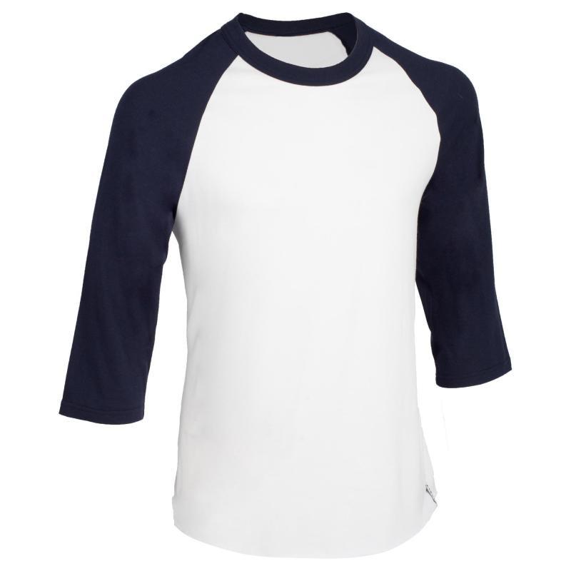 Camiseta De Béisbol Para Adultos Con Mangas 3 4 Ba 550 -   1.631 384196199566e