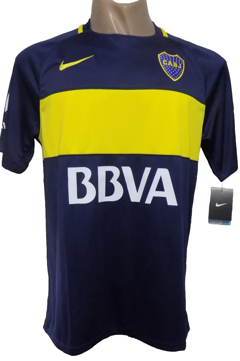 498850bdad68b camiseta de boca juniors titular 2016-2017. Cargando zoom.