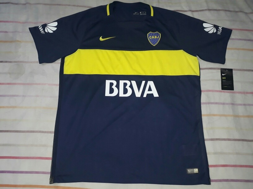 camiseta de boca juniors titular 2016talle xxl y xl dispo. Cargando zoom. 50b744946fed0