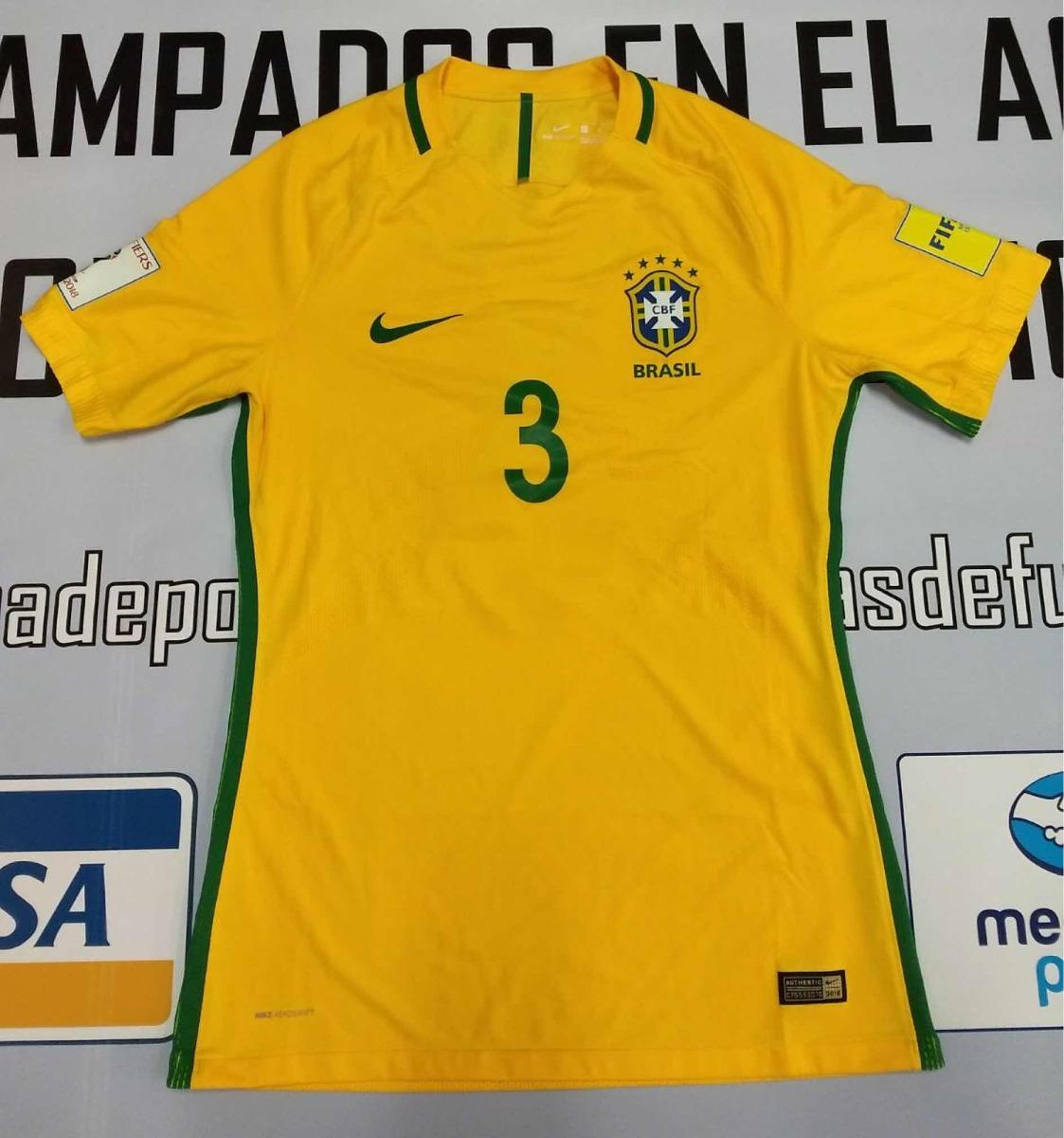 camiseta de brasil utileria eliminatorias rusia 2018 tenelaa. Cargando zoom. 473a39718048b