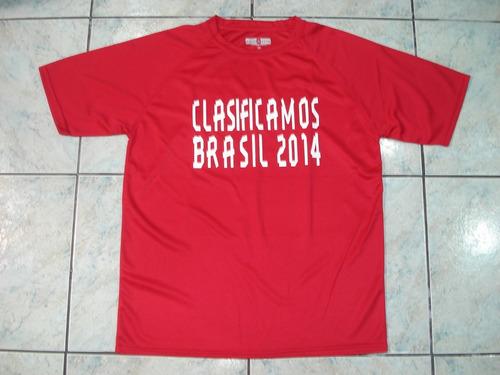 camiseta de chile en atria sport