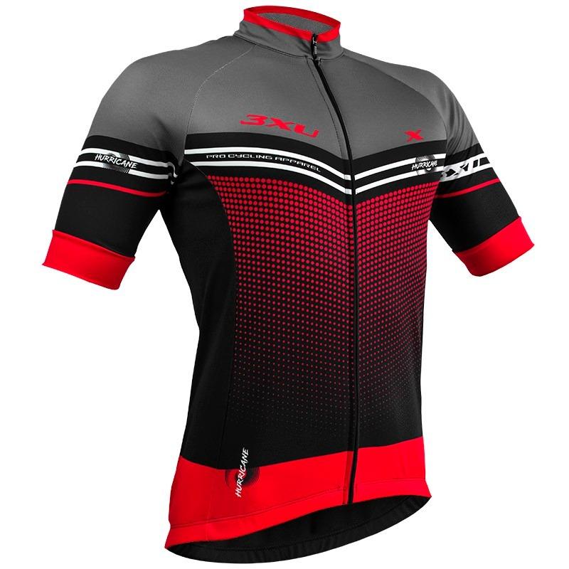 4d5e60e96 Camiseta De Ciclismo Refactor 3xu Hurricane - R$ 109,00 em Mercado Livre