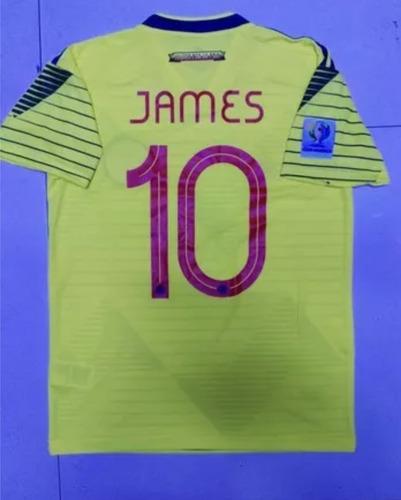 camiseta de colombia copa america 2019