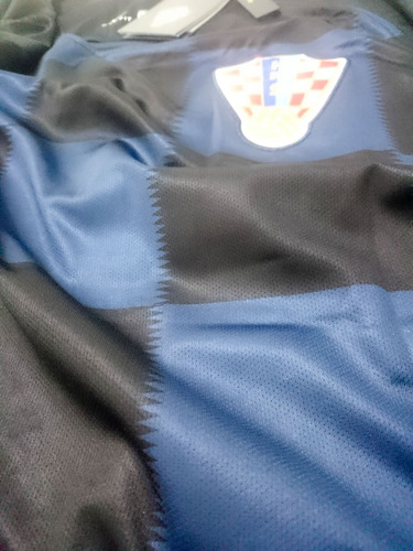 camiseta de croacia (modric)