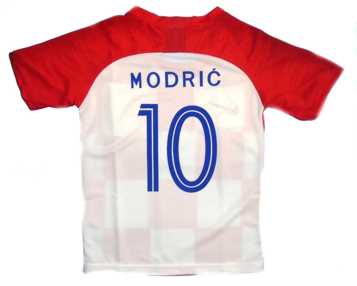 fc127dba24a79 camiseta de croacia mundial rusia 2018 para niño !! modric. Cargando zoom.