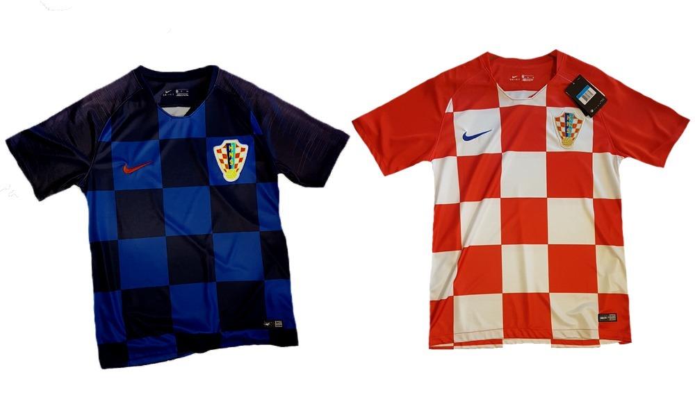 ed2fbdab0d4a9 camiseta de croacia titular-suplent nike 2018 mundial rusia. Cargando zoom.