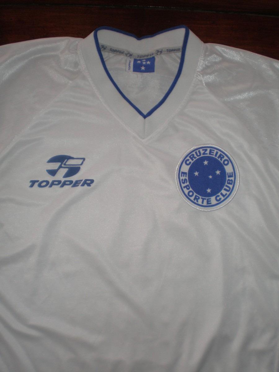 237bfd35a4 camiseta de cruzeiro topper suplente 2003 n° 10 talle  xl. Cargando zoom.