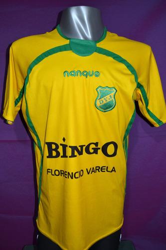 camiseta de defensa y justicia nanque 2007 . talle 4